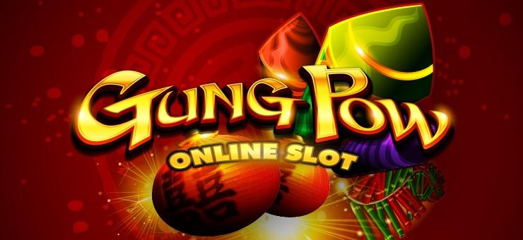 Онлайн слот Gung Pow