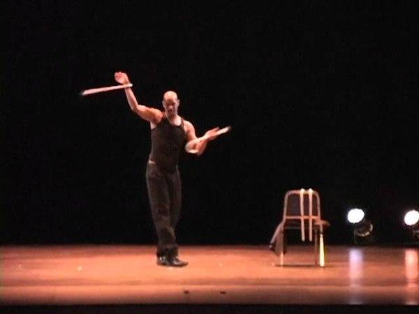 Drew Brown, Cane Manipulation, Austin 2006