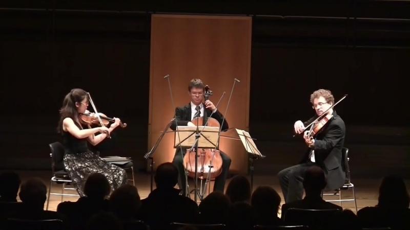 988 J. S. Bach - Goldberg-Variationen, BWV 988 for String Trio - Webern Trio Frankfurt