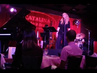 Jacqui Naylor at Catalina Jazz Club (Hollywood) 5.09.18.
