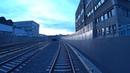 Cabview Line 5 east-northwest (complete) / Oslo metro/ Oslo T-bane