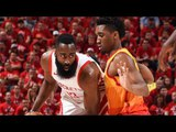 Houston Rockets vs Utah Jazz - Full Game Highlights Game 3 May 4, 2018 NBA Playoffs