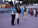 Румба 3 - Open air - Бальные танцы в Парке Горького, Москва, 14 августа 2018