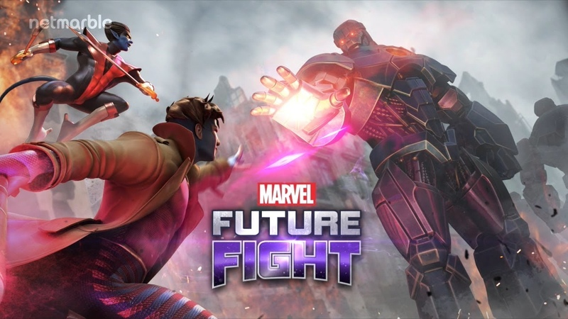 [MARVEL Future Fight] New X-Men Heroes await!!