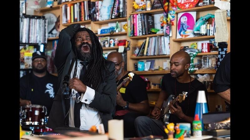 Rev. Sekou And The Seal Breakers NPR Music Tiny Desk Concert