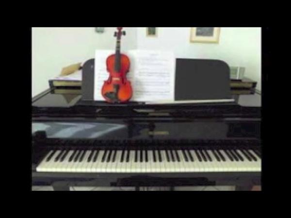 O. Rieding, Violinkonzert op.35,1 Playback: G. Dingler