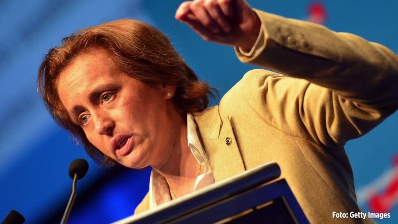 """Von Storch: """"Ihr seid Merkels Untertanen, ihr seid abscheulich – und ihr tanzt auf Gräbern"""""""