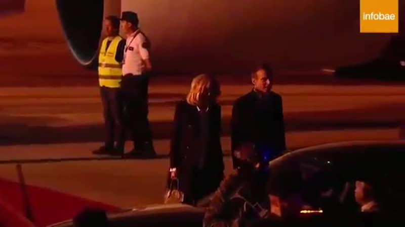 Sommet du G20 : Humiliation suprême pour Macron en Argentine : Même à 11 066 kilomètres de paris le fluo reviens à la mode !