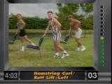 Тренировка ног за 8 минут в день.