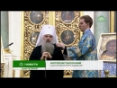 Митрополит Варсонофий совершил всенощное бдение в Князь Владимирском соборе Петербурга