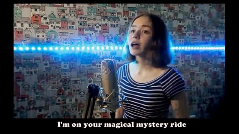 All Of Me John Legend MashaGo cover Lyric video