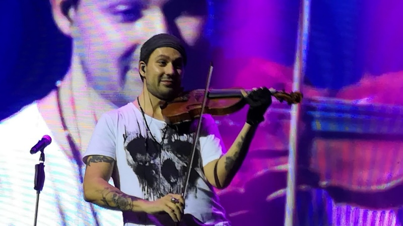 David Garrett Saint-Petersburg❤️💜💚💙💛🧡 06.10.2018(17)