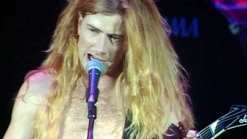 Megadeth - Live at Hammersmith Odeon 1992 (Full Concert) [HD]