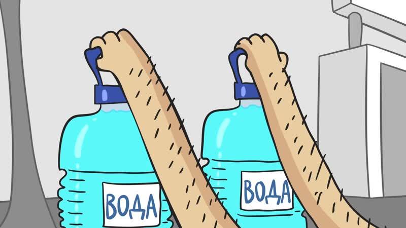 Всё еще таскаешь воду в бутылках Купи фильтр для воды