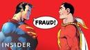 How A $4 Million Lawsuit Created 'Shazam '