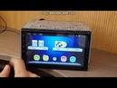 Лучшая 2 Din Магнитола 7'' Android 7.1 dvd gps четырехъядерная с OBD2 Универсальная Штатная