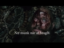 Ragnar Lothbroks Death Song Lyrics - HD Audio - Vikings Einar Selvik Live