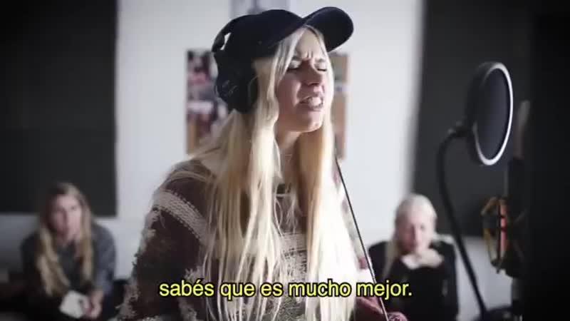 """Que hermosa canción Que hermosa campaña Que hermosas todas! El 90% de los casos de cáncer de mama, tiene cura """"si se detiene a"""