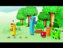 Numberblocks Stampolines Learn to Count