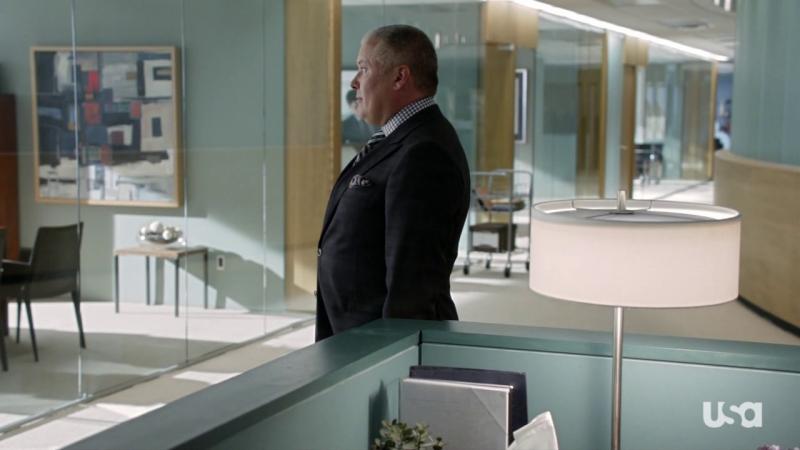 Suits |2x16| ты смотрел аббатство даунтон?