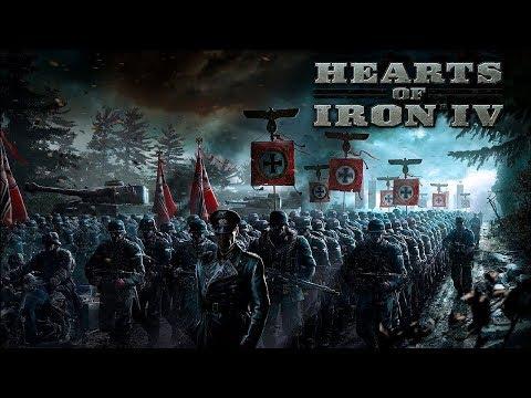 Люто бомблю от игры Hearts of Iron 4 Самый тупой ИИ в играх. Без указа и изнасилование стерпят