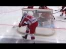 Григоренко результативно объезжает ворота