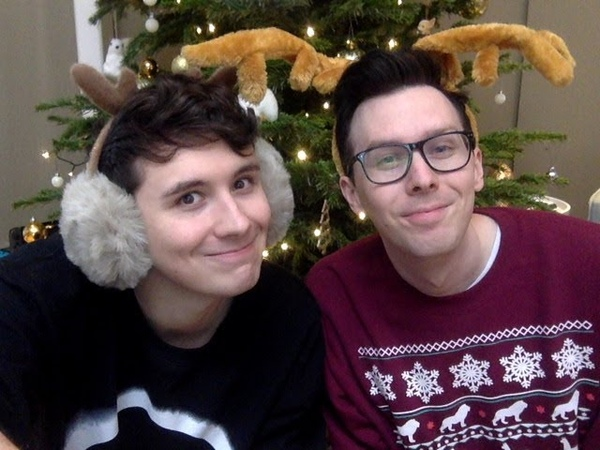 Dan and Phil YouNow Live 191218