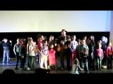 Концерт композитора детских песен, Григория Гладкова.