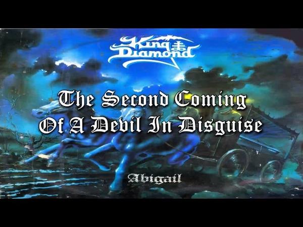 King Diamond - Black Horsemen (Lyric Video)