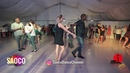Wenty Barrett and Ekaterina Chernyshova Salsa Dancing in Malibu at The Third Front 05 08 2018 SC