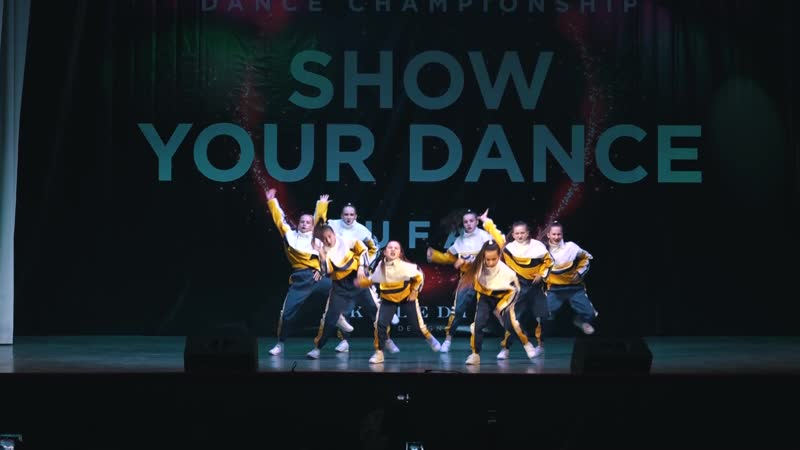 MINI MONKEY | BEST DANCE SHOW KIDS | SYD 2018 Ufa