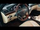 MERCEDES-BENZ S500. Защита от угона.mp4