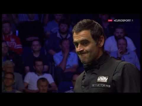 Snooker.English Open 2018.Ronnie O'Sullivan - Allan Taylor. (17.10.2018)