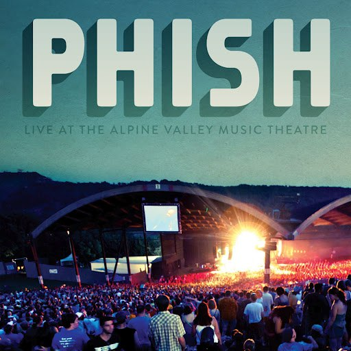 Phish альбом Phish: Alpine Valley 2010