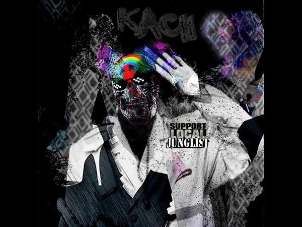 Kach - Local Junglist II (NeuroFunk, DnB Mix)