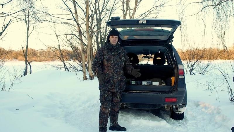 Радиоканал с Алексеем Игониным Необычная антенна UHF. Автомобильная антенна Шайба-2. Проверка в полях