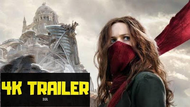 Máquinas Mortais trailer Oficial | 4K BR