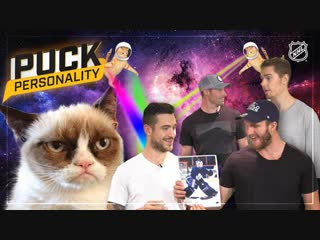 Puck personality: guess that cat oct 29, 2018