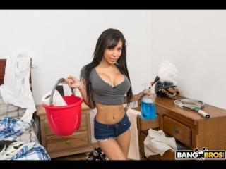 Shay Evans [PornMir, ПОРНО ВК, new Porn vk, HD 1080, blowjob, brunette, pornstar, hardcore, cumshot, latina, big tits]