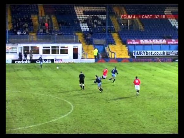 10.12.2005 FC United 10-2 Castleton Gabriels