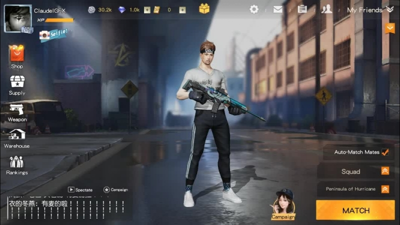 ClaudelGFX Gaming Adventures! - Knives Out Plus (PC) Why is it so much better than PUBG Mobile?