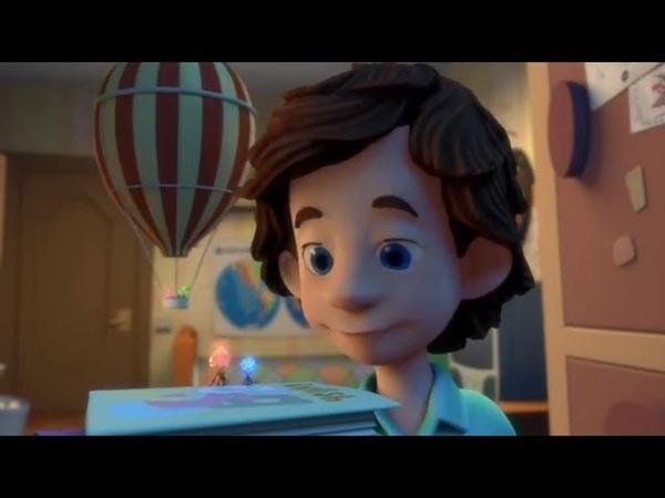 Фиксики - Воздушный шар | Познавательные мультики для детей