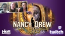 Nancy Drew Tomb of the Lost Queen Day Two Twitch HeR Interactive