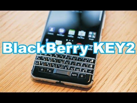 Первый обзор BlackBerry KEY2 магия BlackBerry