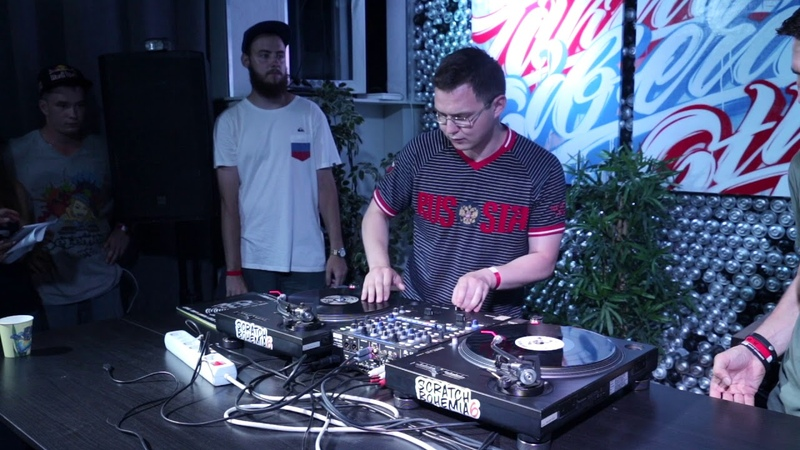 DJ KOBRA. Выступление на SCRATCH BOGEMA 7.