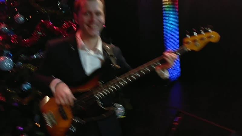 Концерт Willie Key - Казань 6.01.2019 Руэда на сцене. Часть 3