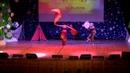 Восточные танцы для детей Белгород_Дуэт Укрощение огня_Студия танца Арфа