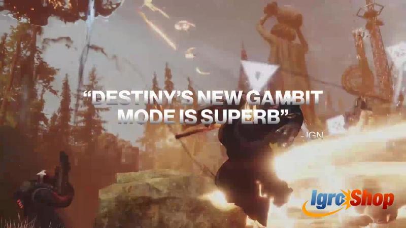 Destiny 2 Forsaken - Gambit Free Trial Weekend.mp4
