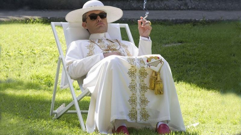 Молодой Папа —Трейлер (сезон 1; русский язык)