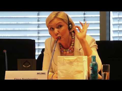 Олена Бондаренко про неонацизм укрсучвлади Виступ в Бундестазі 11 06 2018